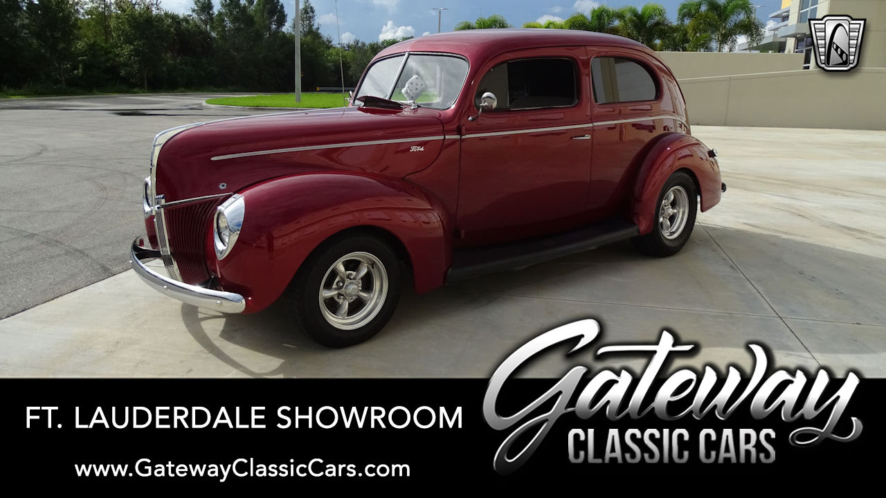Used 1940 Ford Coupe