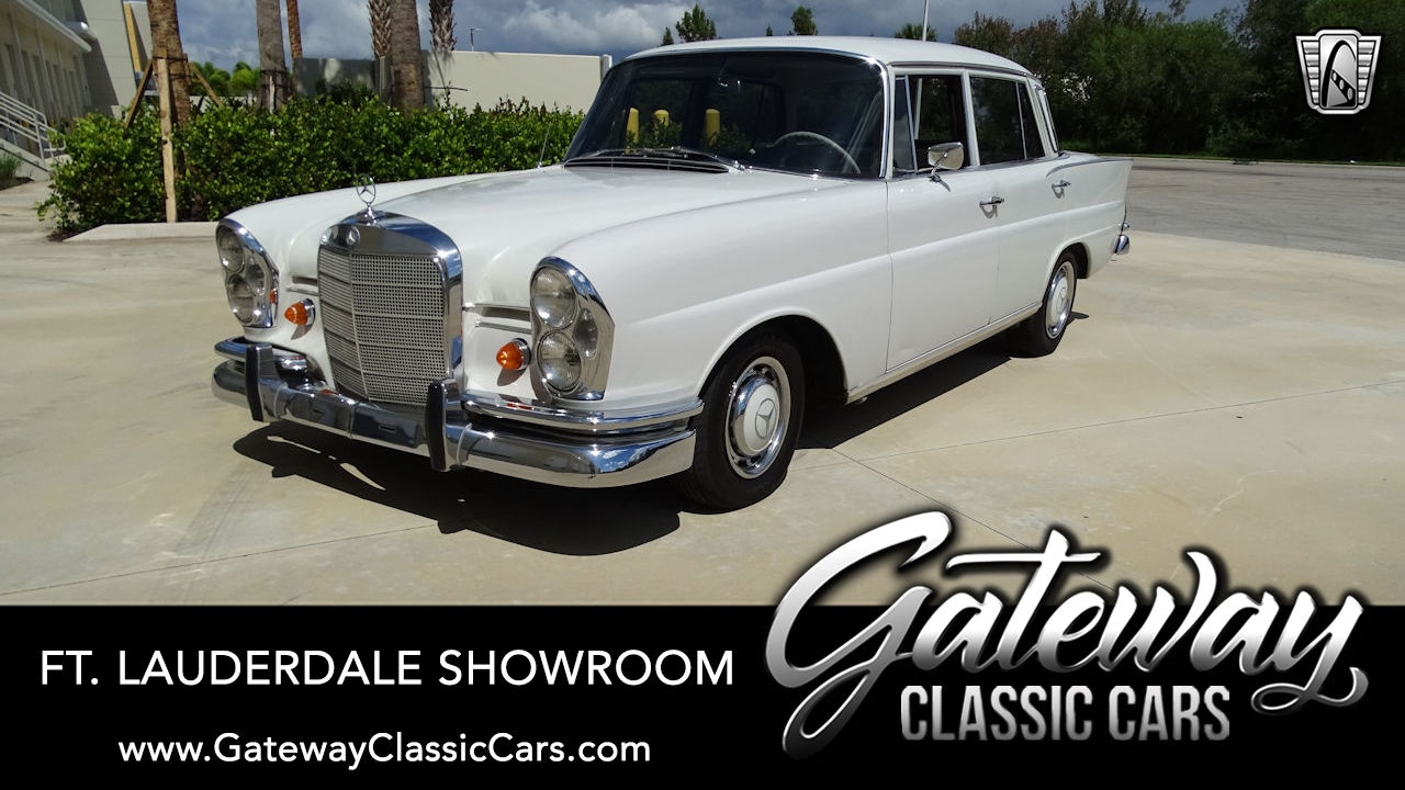 Used 1965 Mercedes-Benz 220S
