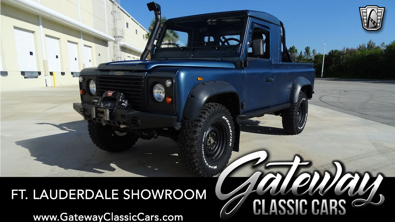 Used 1995 Land Rover Defender