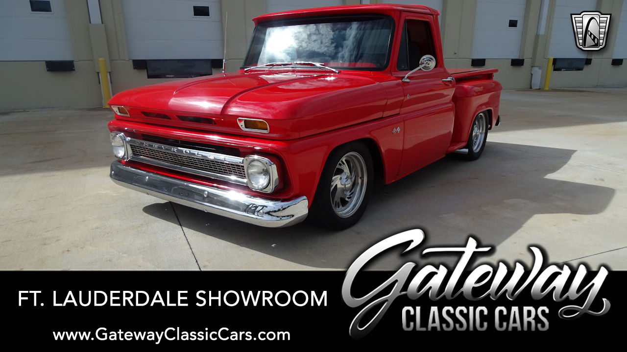 Used 1966 Chevrolet Pickup