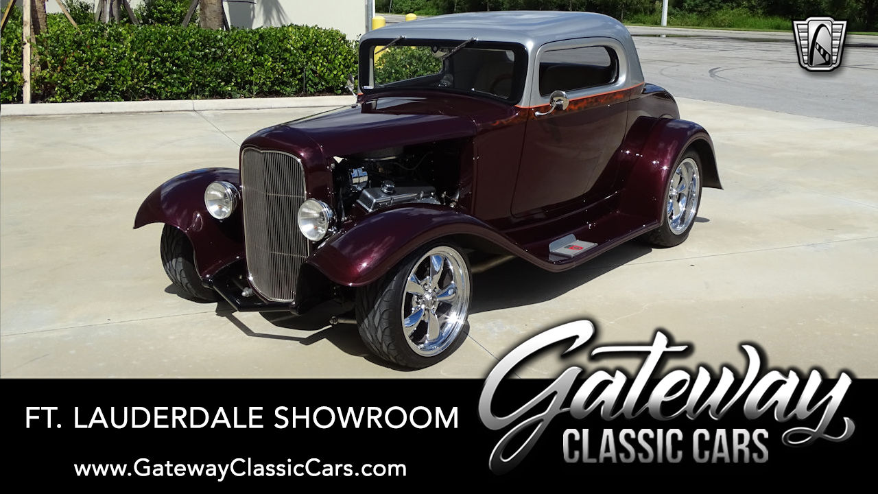 Used 1930 Ford 3 Window