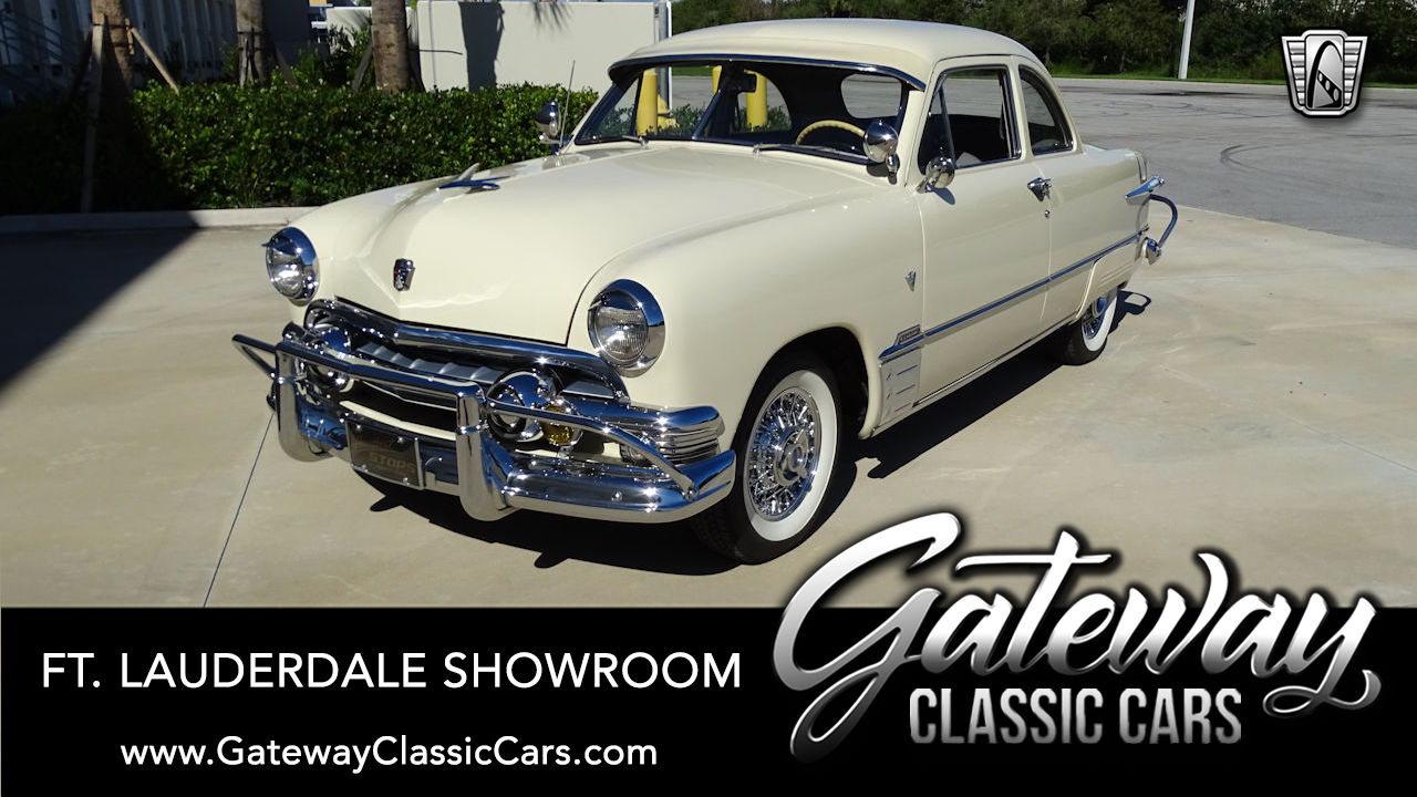 Used 1951 Ford Custom
