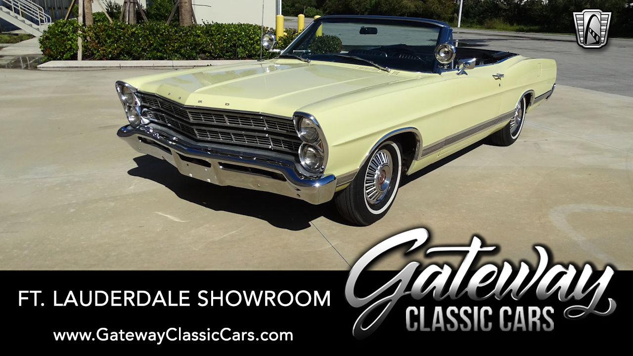 Used 1967 Ford Galaxie