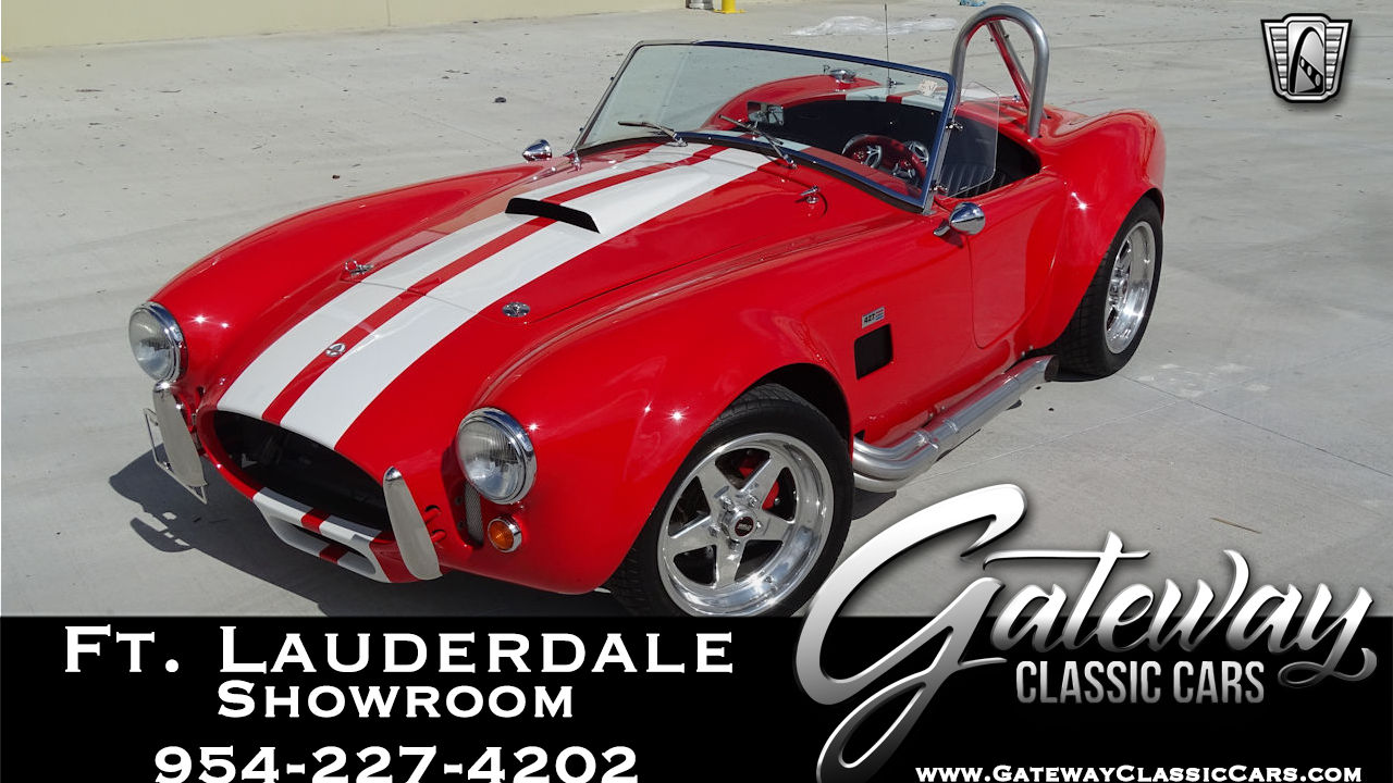 1965 Cobra Replica Roadster