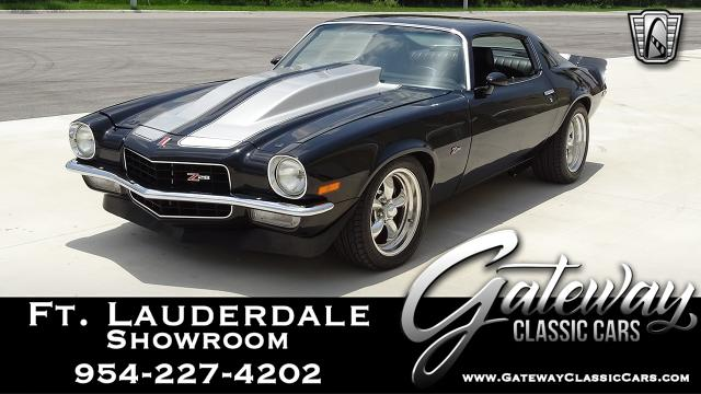 1973 Chevrolet Camaro<br><span style='font-size: large; font-style: italic'><b>Z28 </b></span>