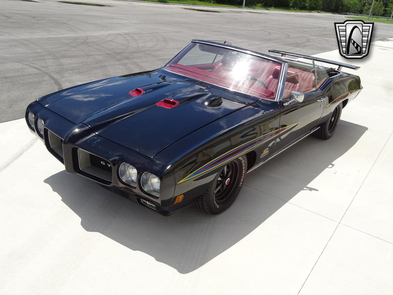 1970 Pontiac GTO 23