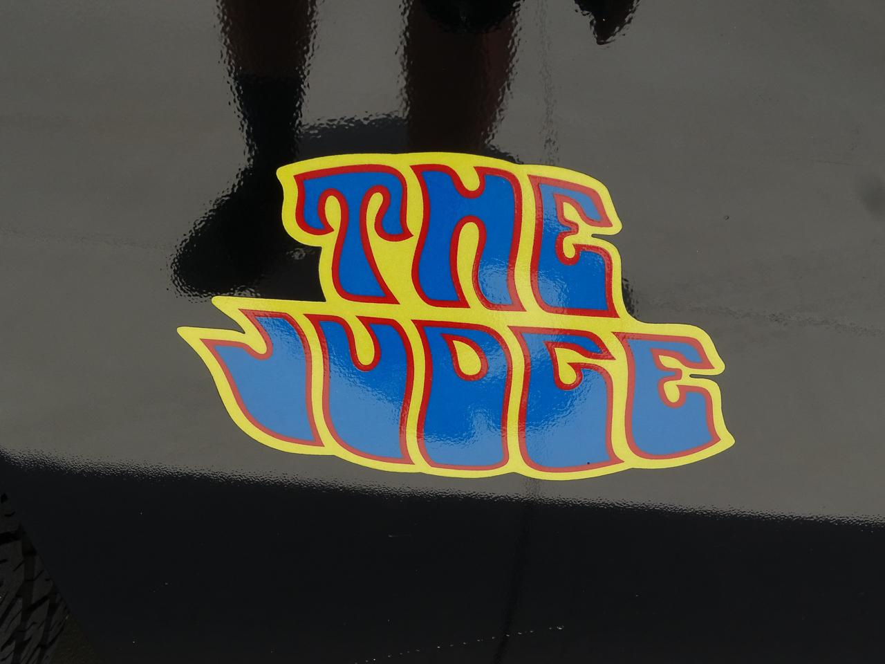 1970 Pontiac GTO 3
