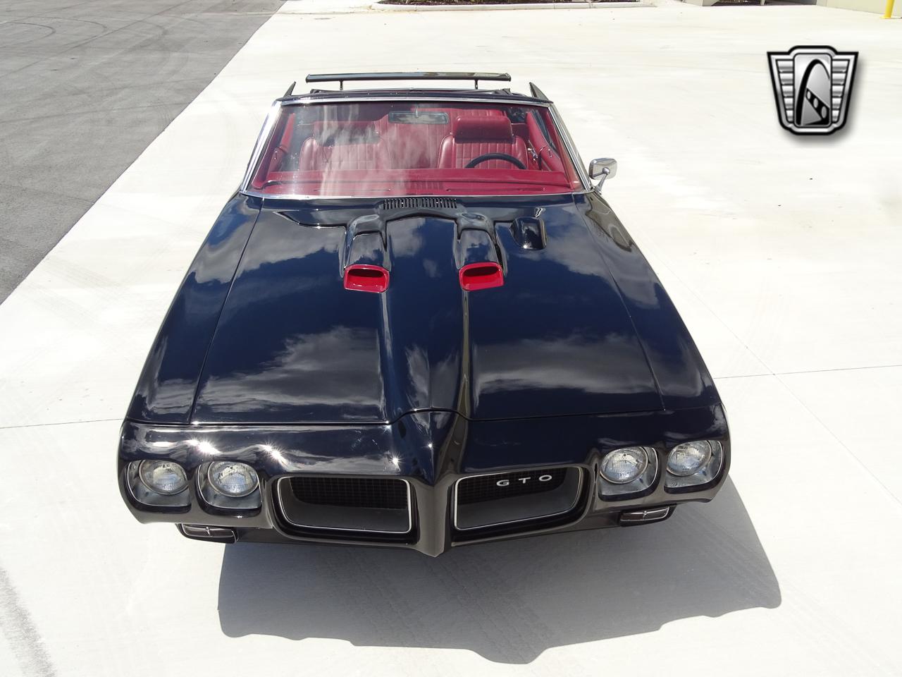 1970 Pontiac GTO 25