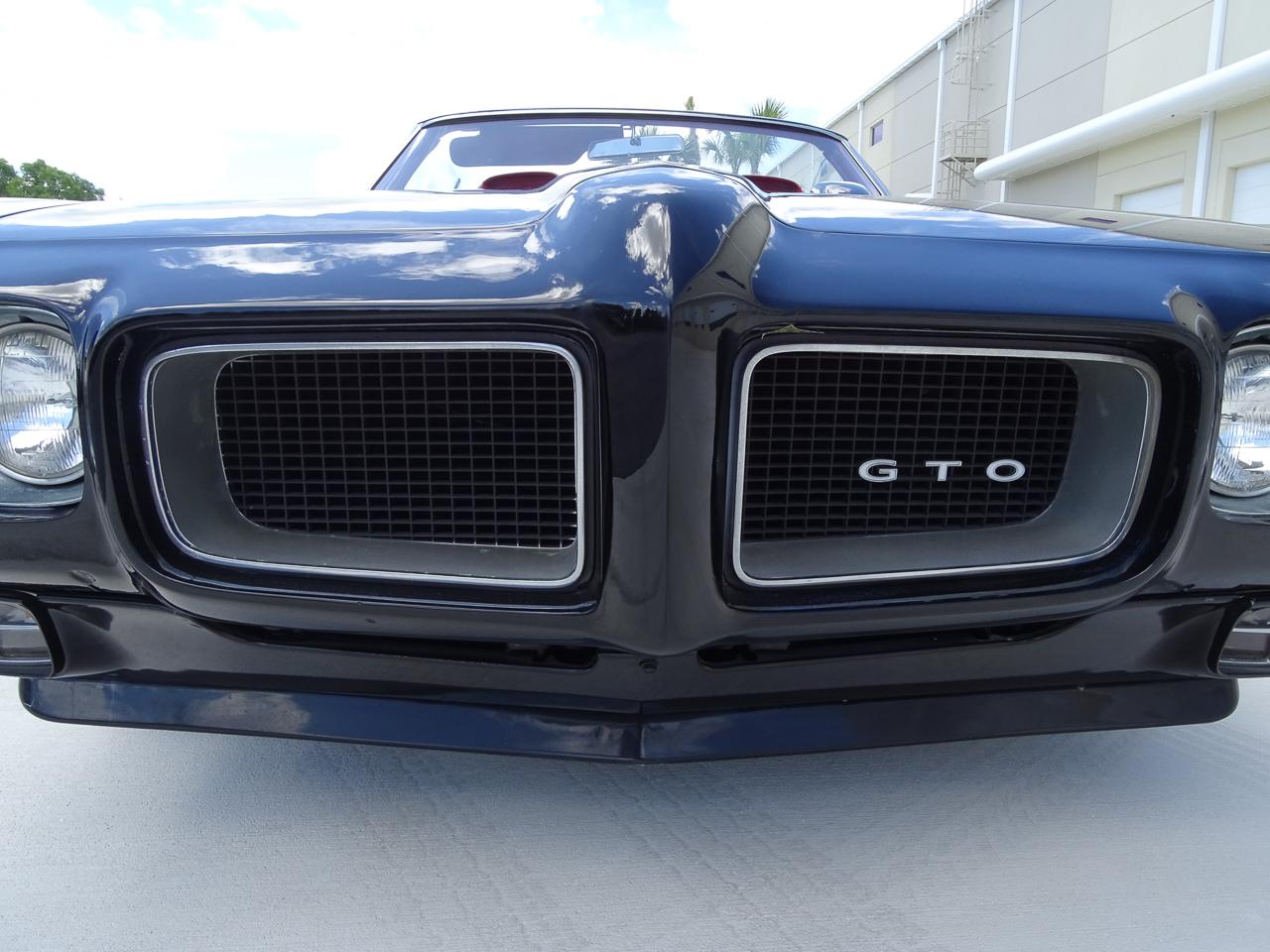 1970 Pontiac GTO 48