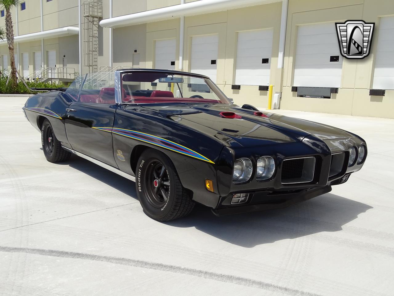 1970 Pontiac GTO 28