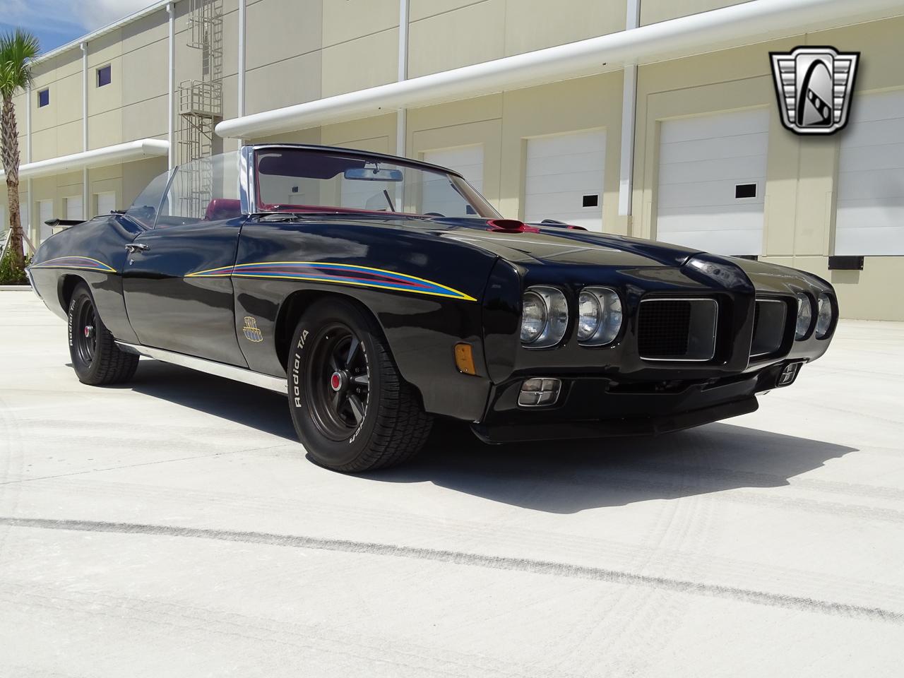 1970 Pontiac GTO 29