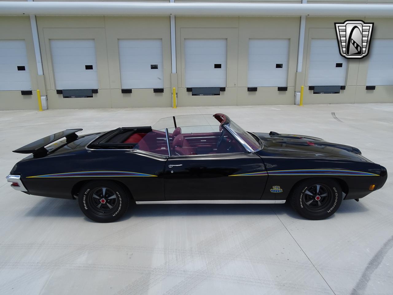 1970 Pontiac GTO 9