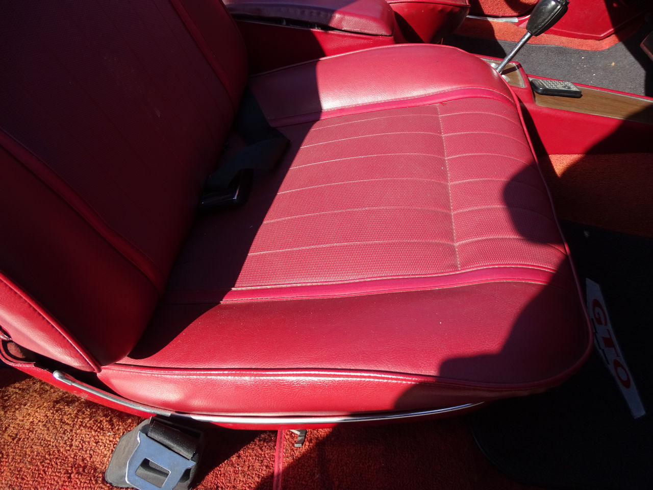 1970 Pontiac GTO 96
