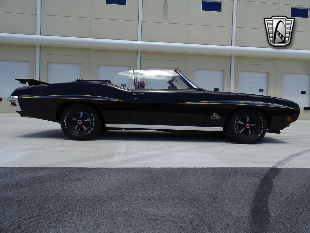 1970 Pontiac GTO 31