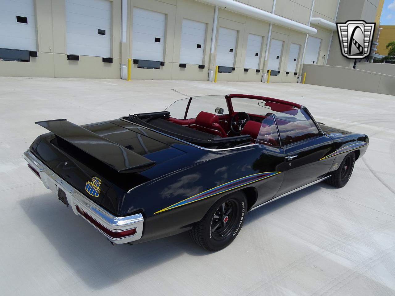 1970 Pontiac GTO 32