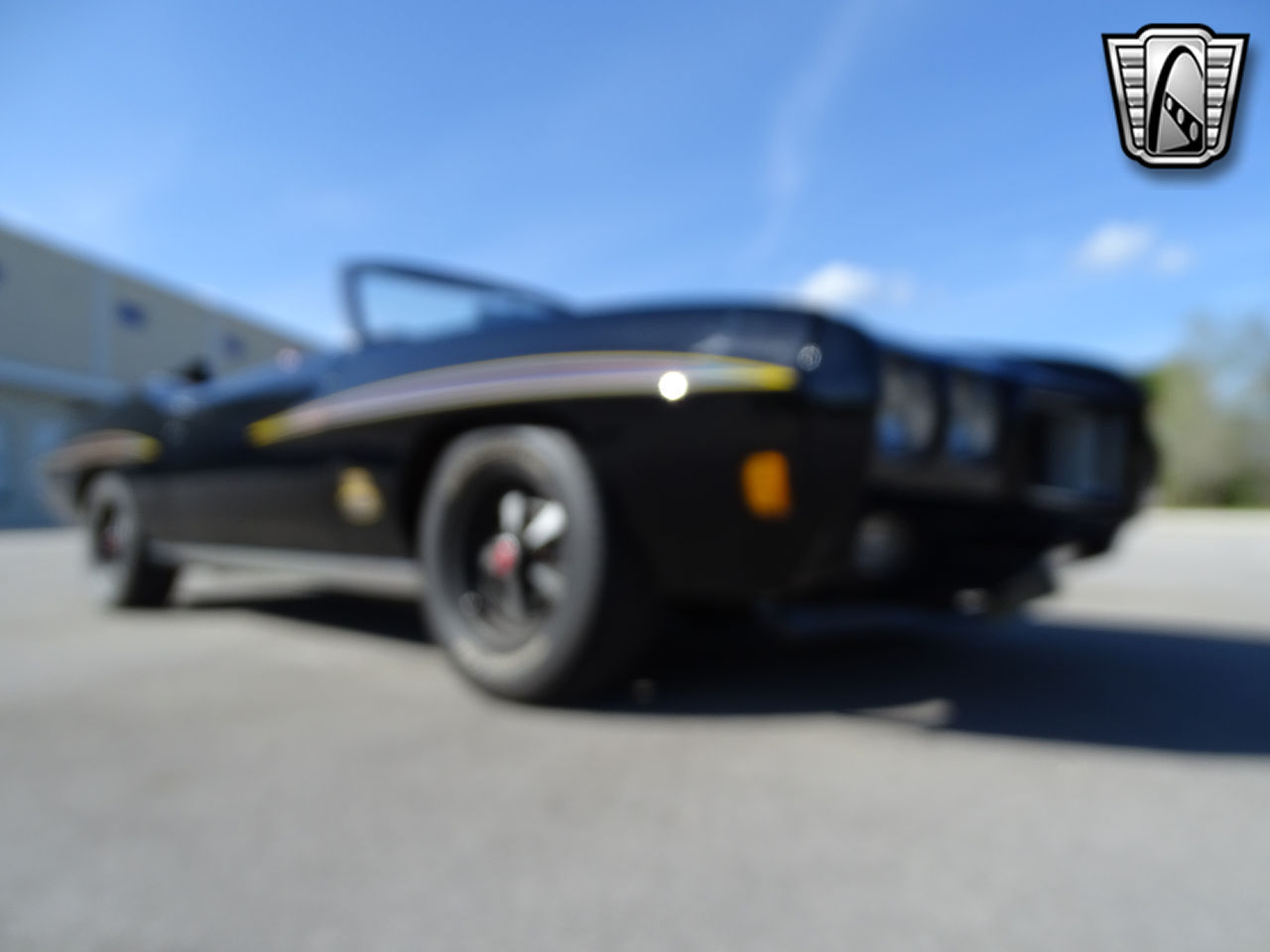 1970 Pontiac GTO 33