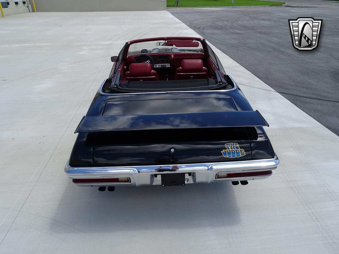 1970 Pontiac GTO 34