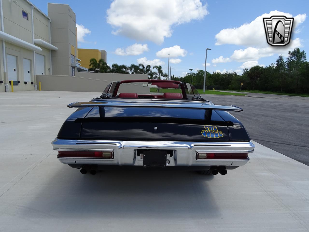 1970 Pontiac GTO 35