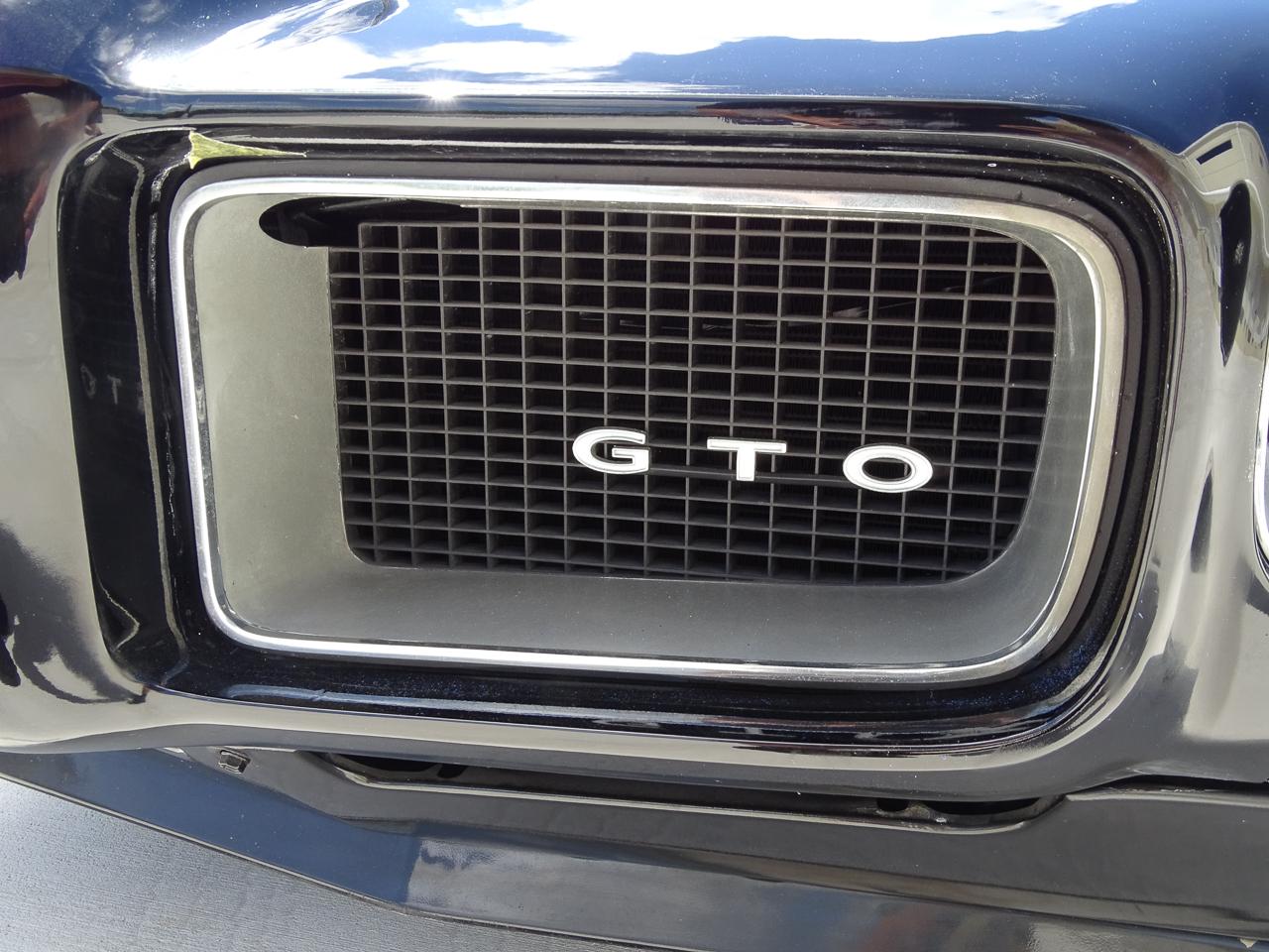 1970 Pontiac GTO 17