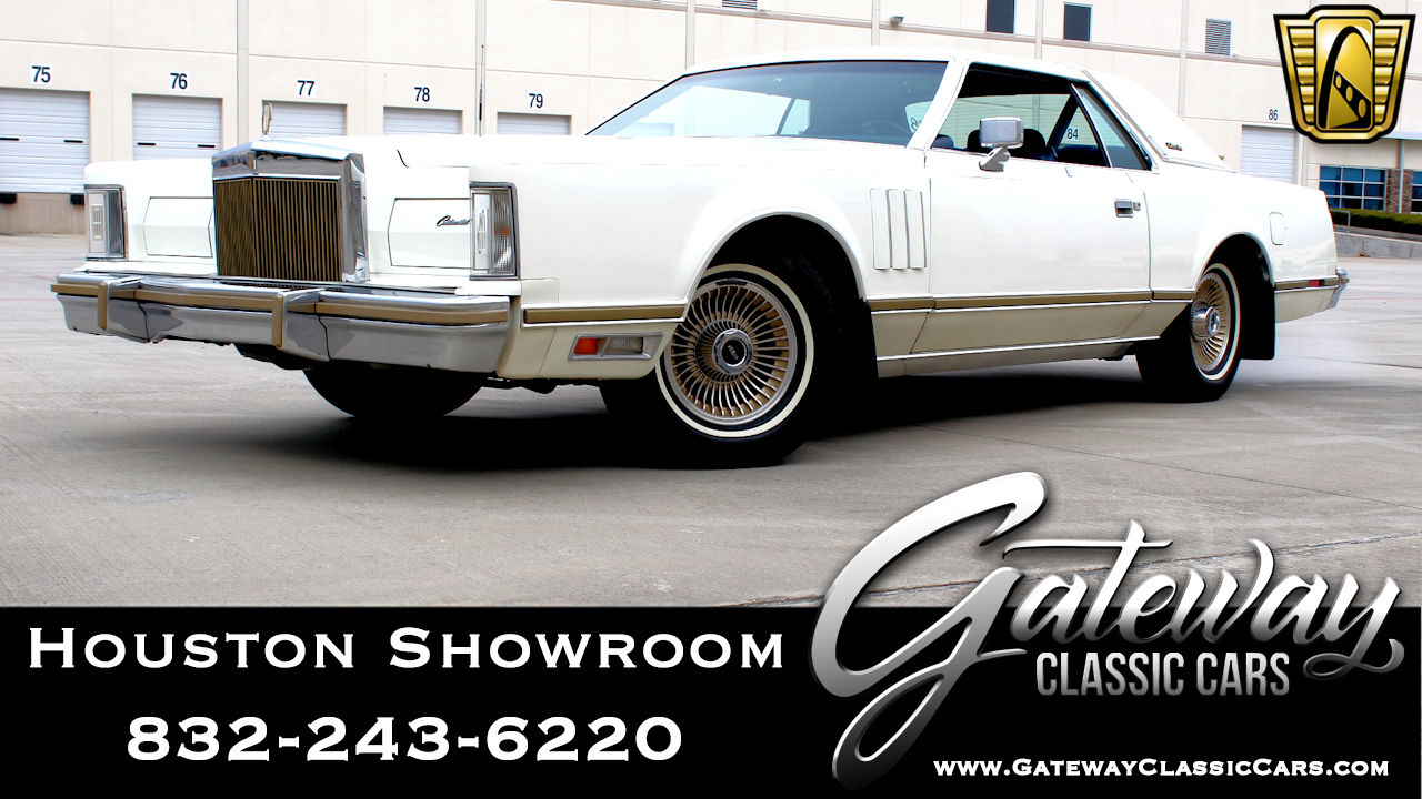 Used 1979 Lincoln Continental