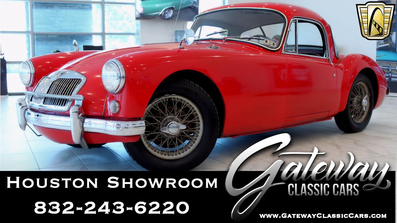 Used 1959 MG MGA