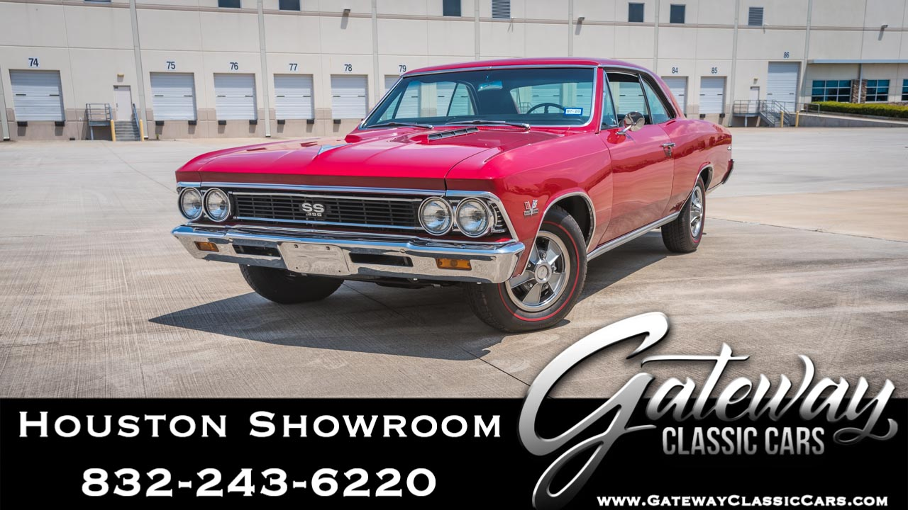 Diamond Toyota Lebanon Pa Car Dealer In Lebanon Manta >> 1966 Chevrolet Chevelle Ss Gateway Classic Cars 1486 Hou