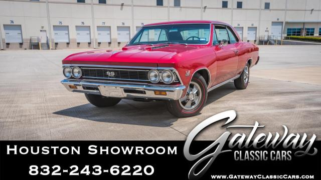 1966 Chevrolet Chevelle<br><span style='font-size: large; font-style: italic'><b>SS </b></span>