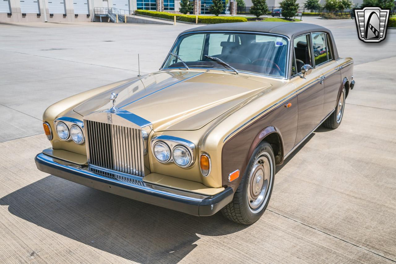 1975 Rolls Royce Silver Shadow 2