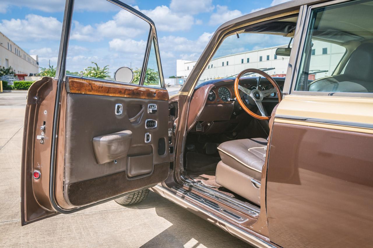 1975 Rolls Royce Silver Shadow 4
