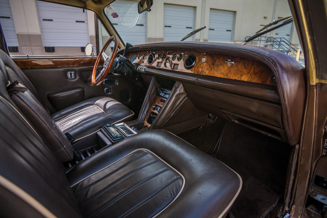1975 Rolls Royce Silver Shadow 5