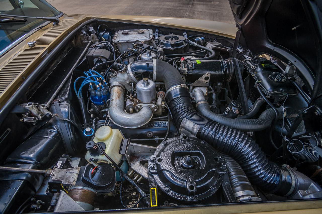 1975 Rolls Royce Silver Shadow 6