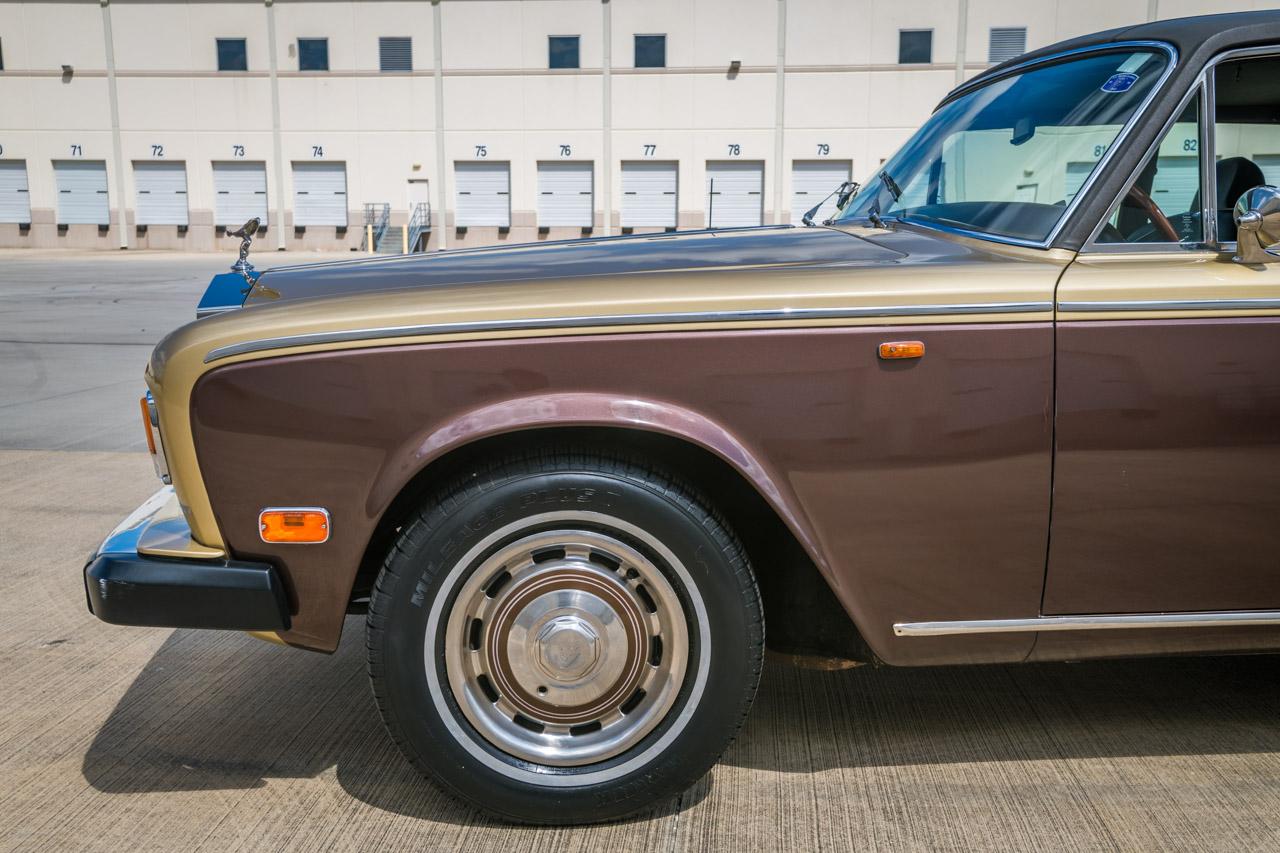1975 Rolls Royce Silver Shadow 8