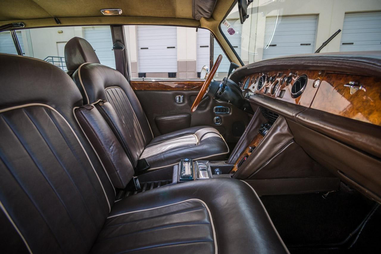 1975 Rolls Royce Silver Shadow 10