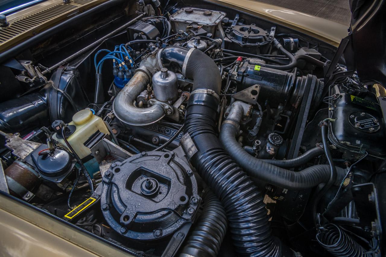 1975 Rolls Royce Silver Shadow 11