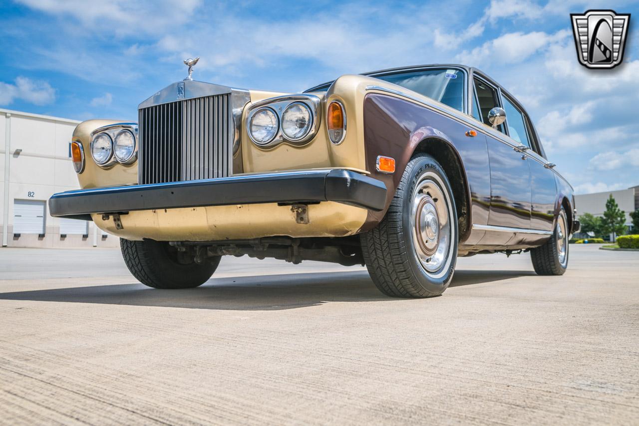 1975 Rolls Royce Silver Shadow 12