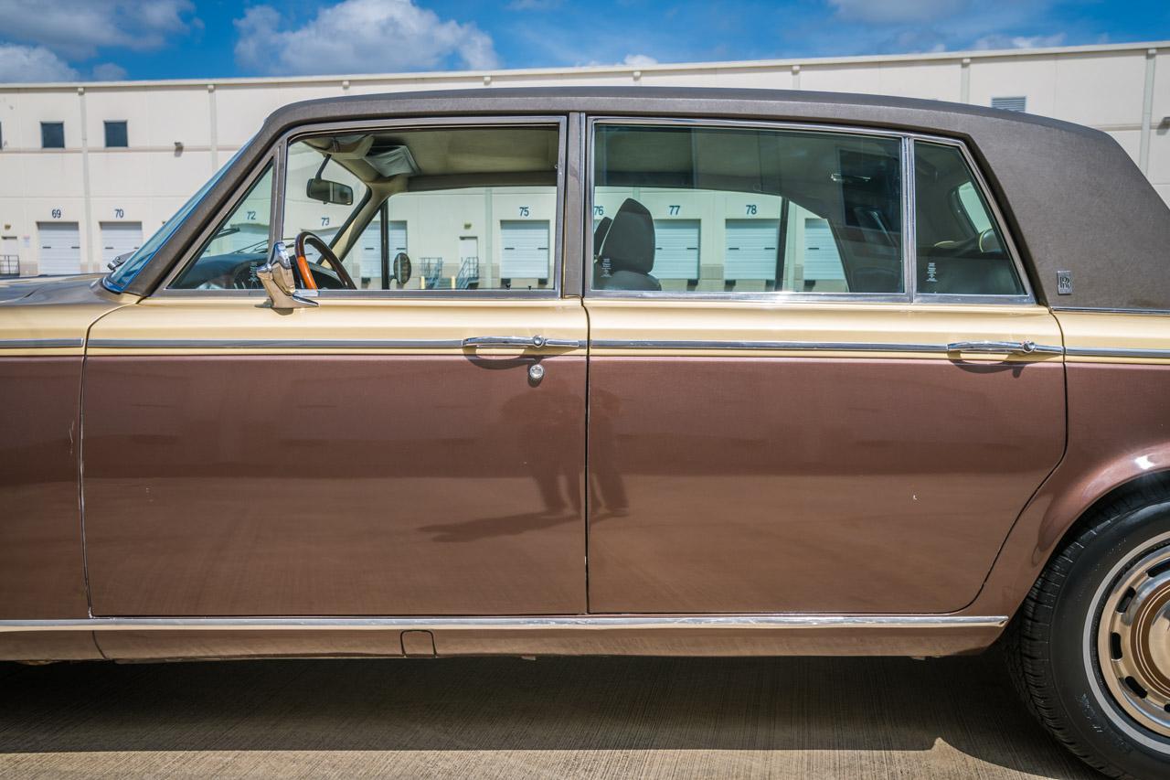 1975 Rolls Royce Silver Shadow 13