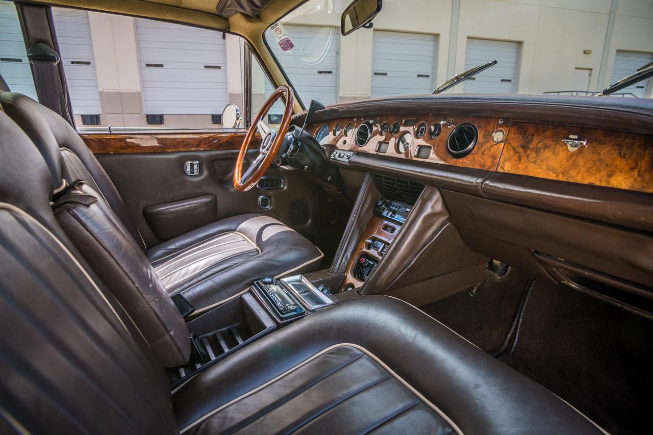 1975 Rolls Royce Silver Shadow 15