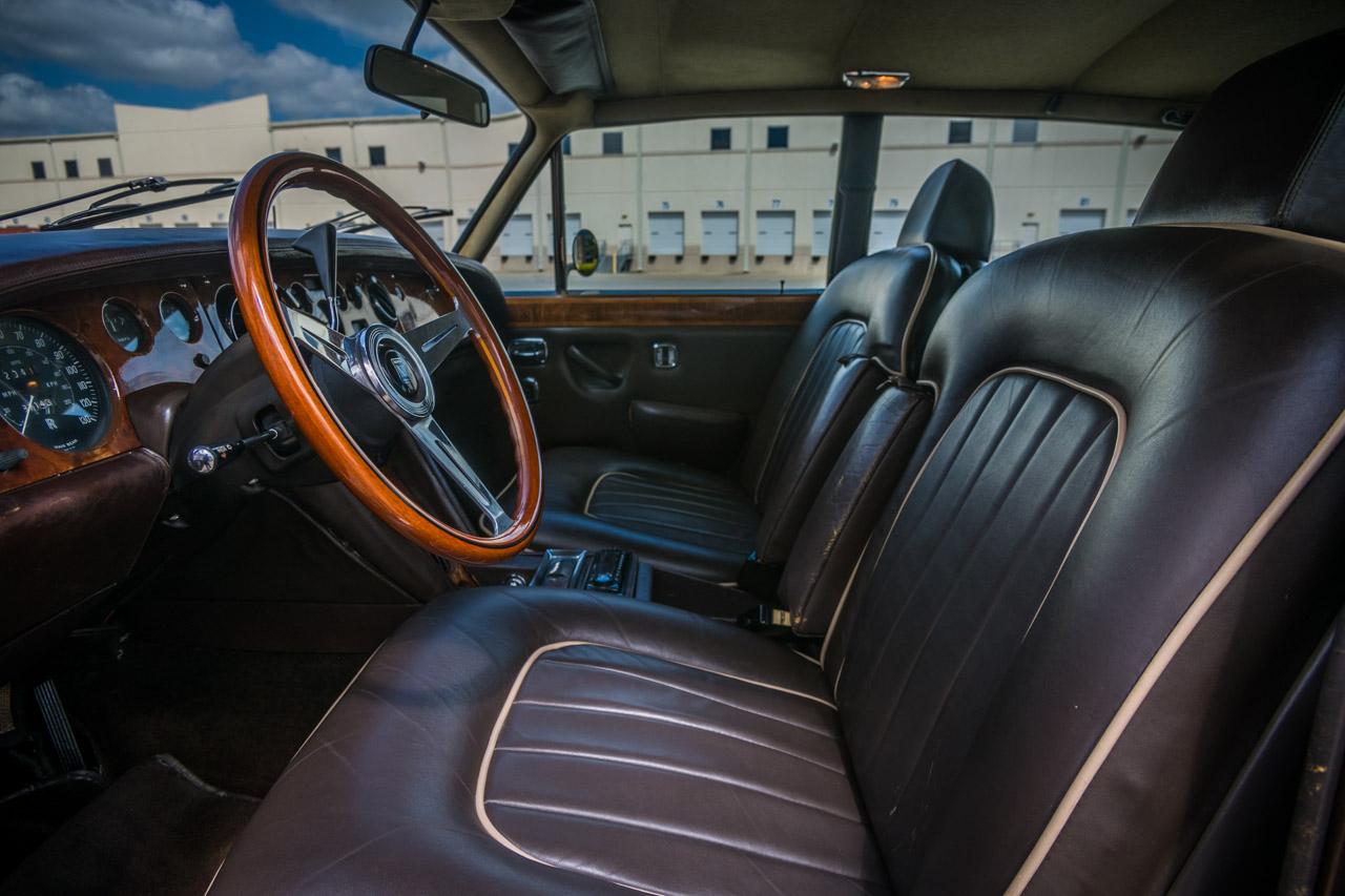 1975 Rolls Royce Silver Shadow 19