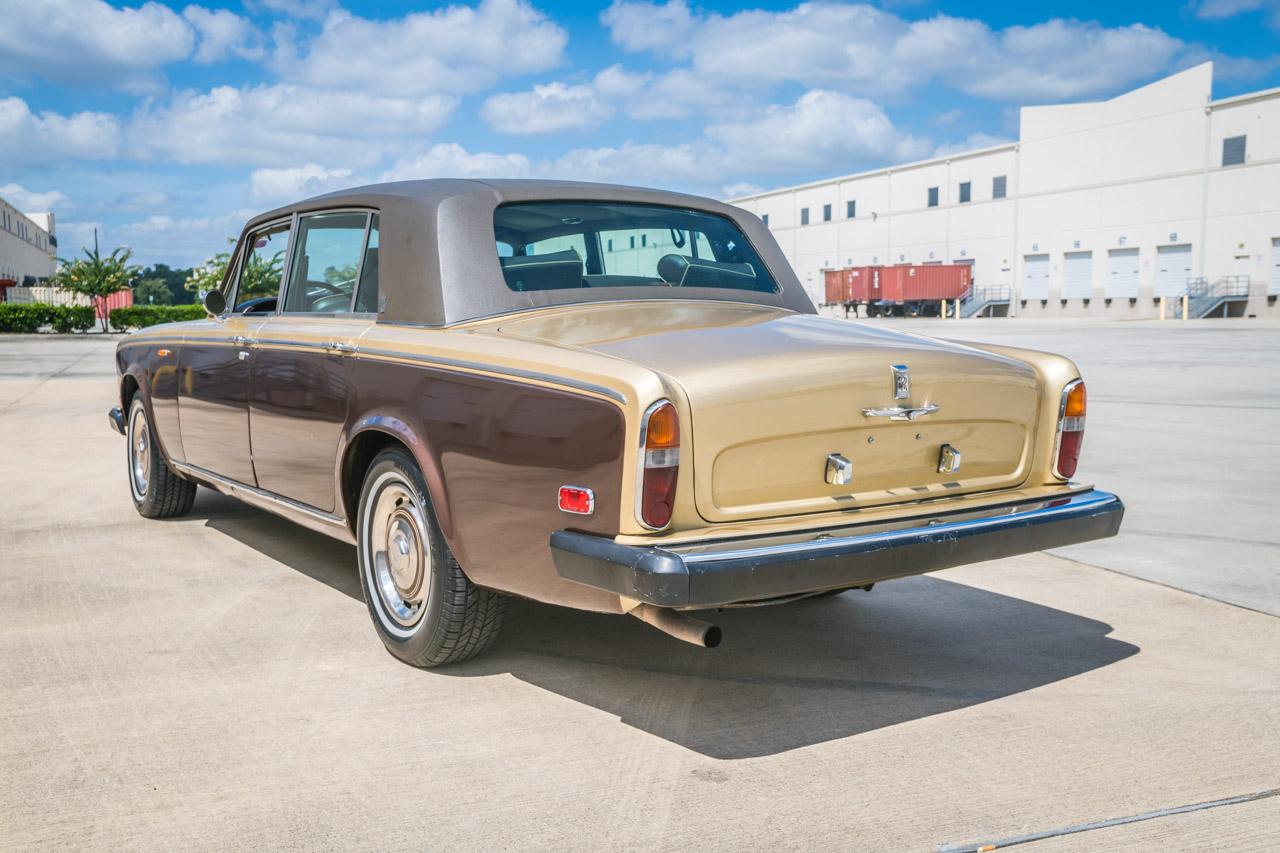 1975 Rolls Royce Silver Shadow 23