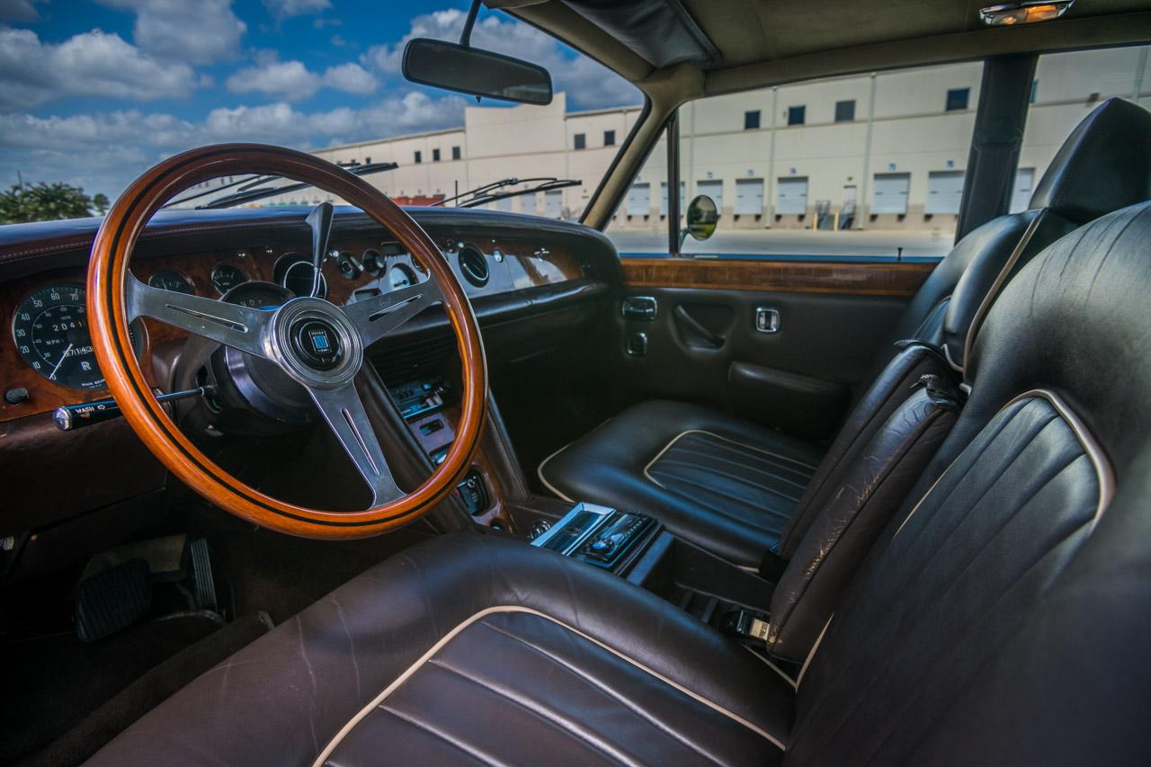 1975 Rolls Royce Silver Shadow 24