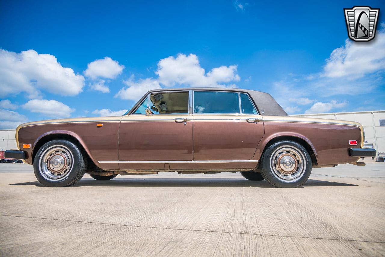 1975 Rolls Royce Silver Shadow 27