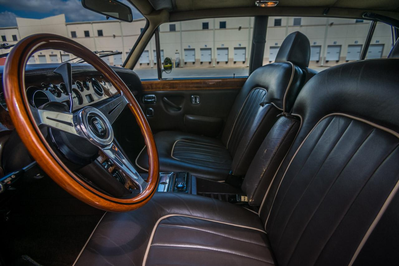 1975 Rolls Royce Silver Shadow 29