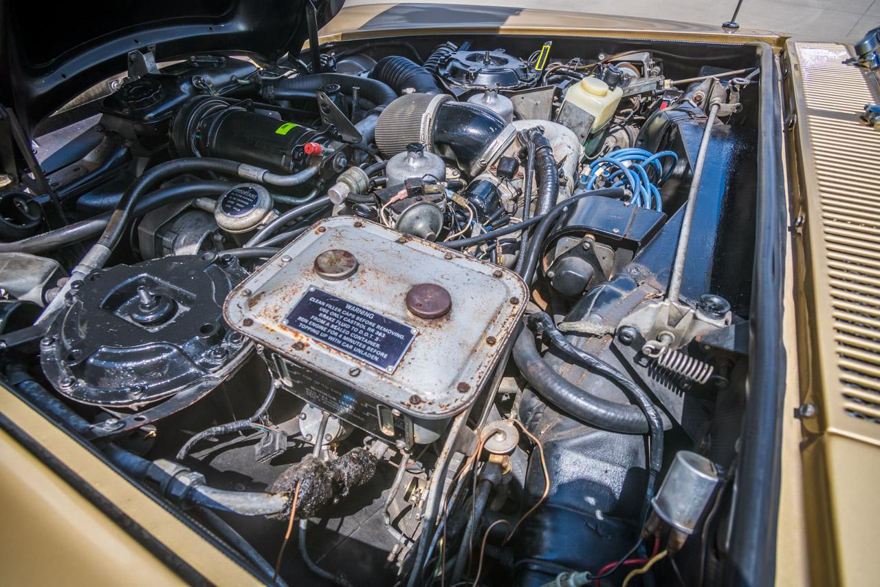 1975 Rolls Royce Silver Shadow 31