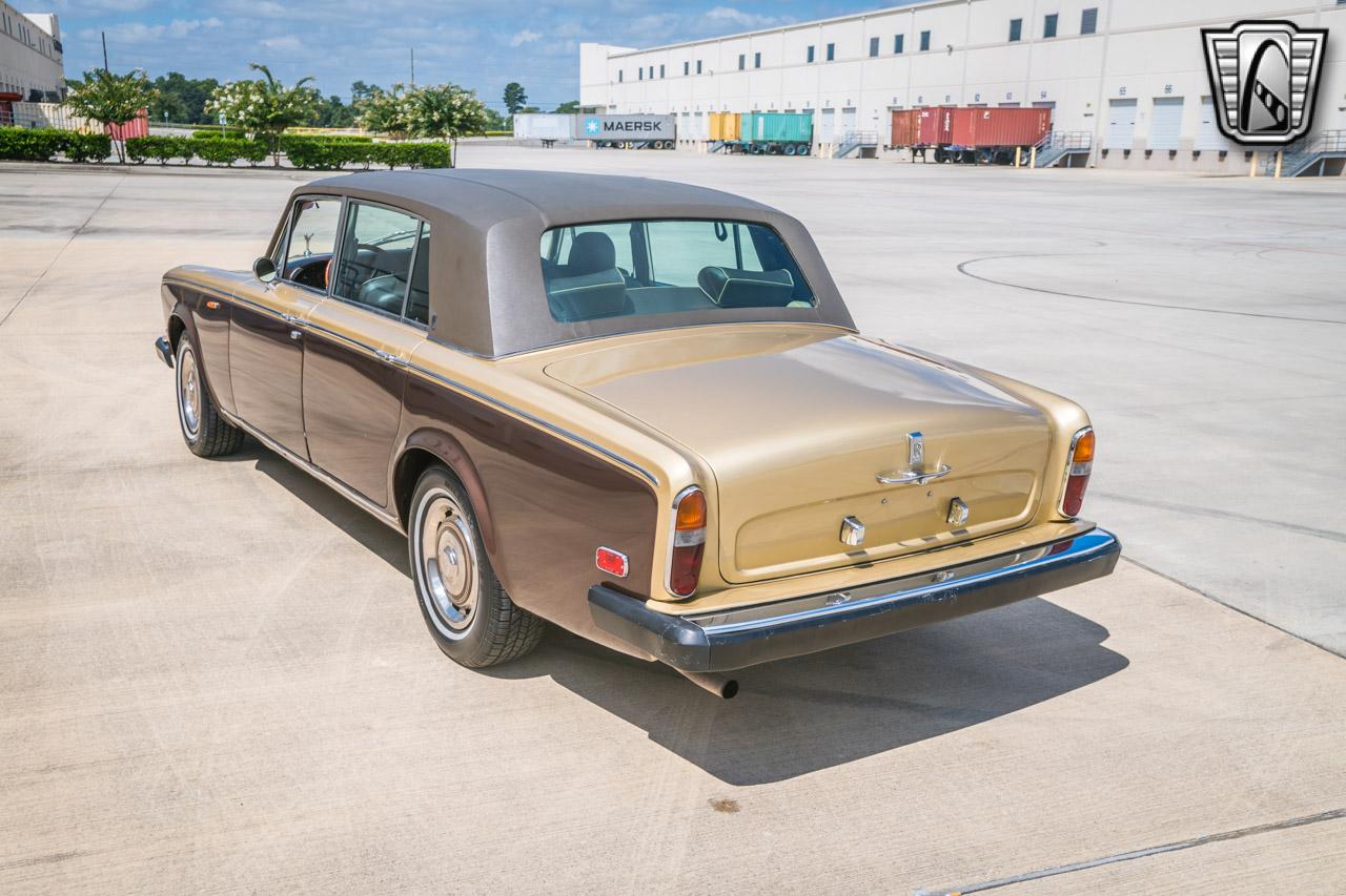 1975 Rolls Royce Silver Shadow 32