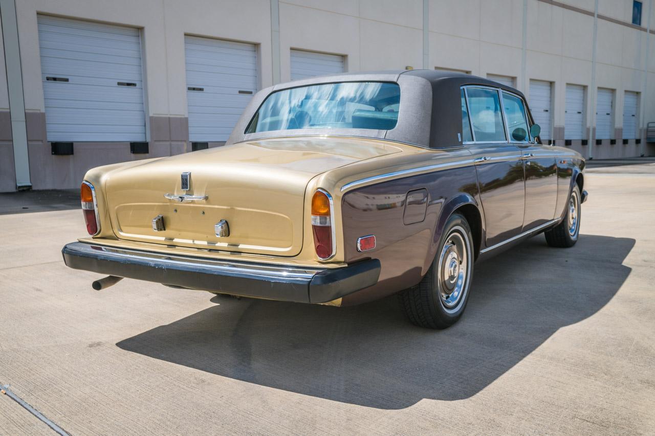 1975 Rolls Royce Silver Shadow 33