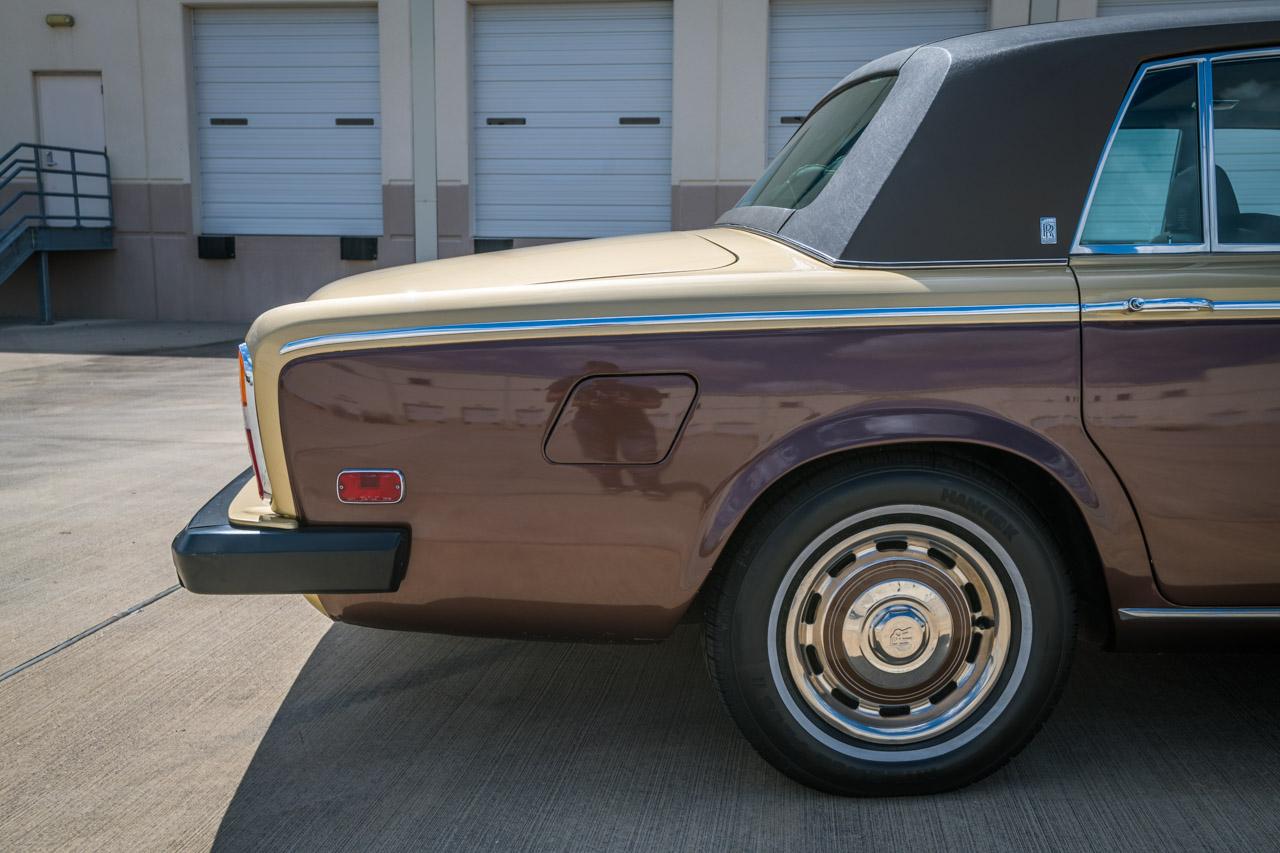 1975 Rolls Royce Silver Shadow 38