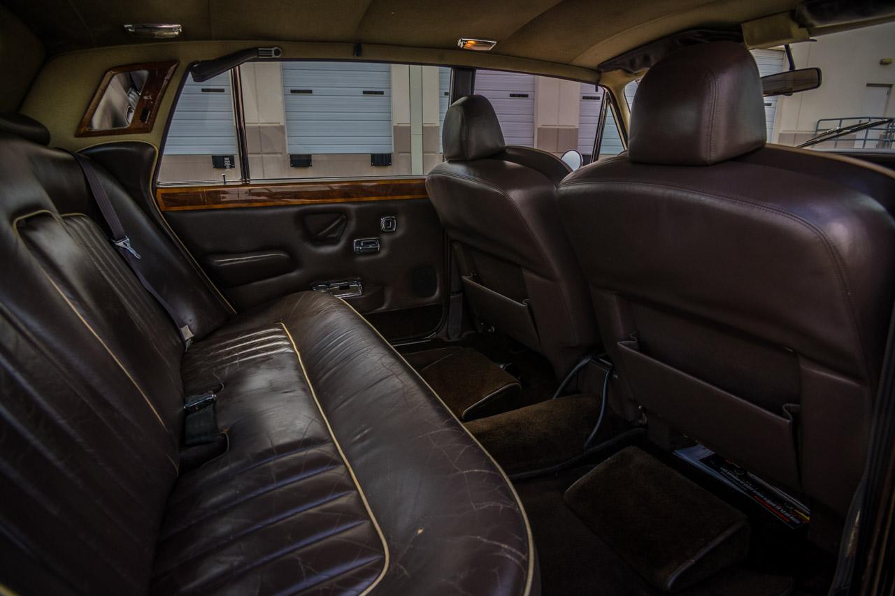 1975 Rolls Royce Silver Shadow 40