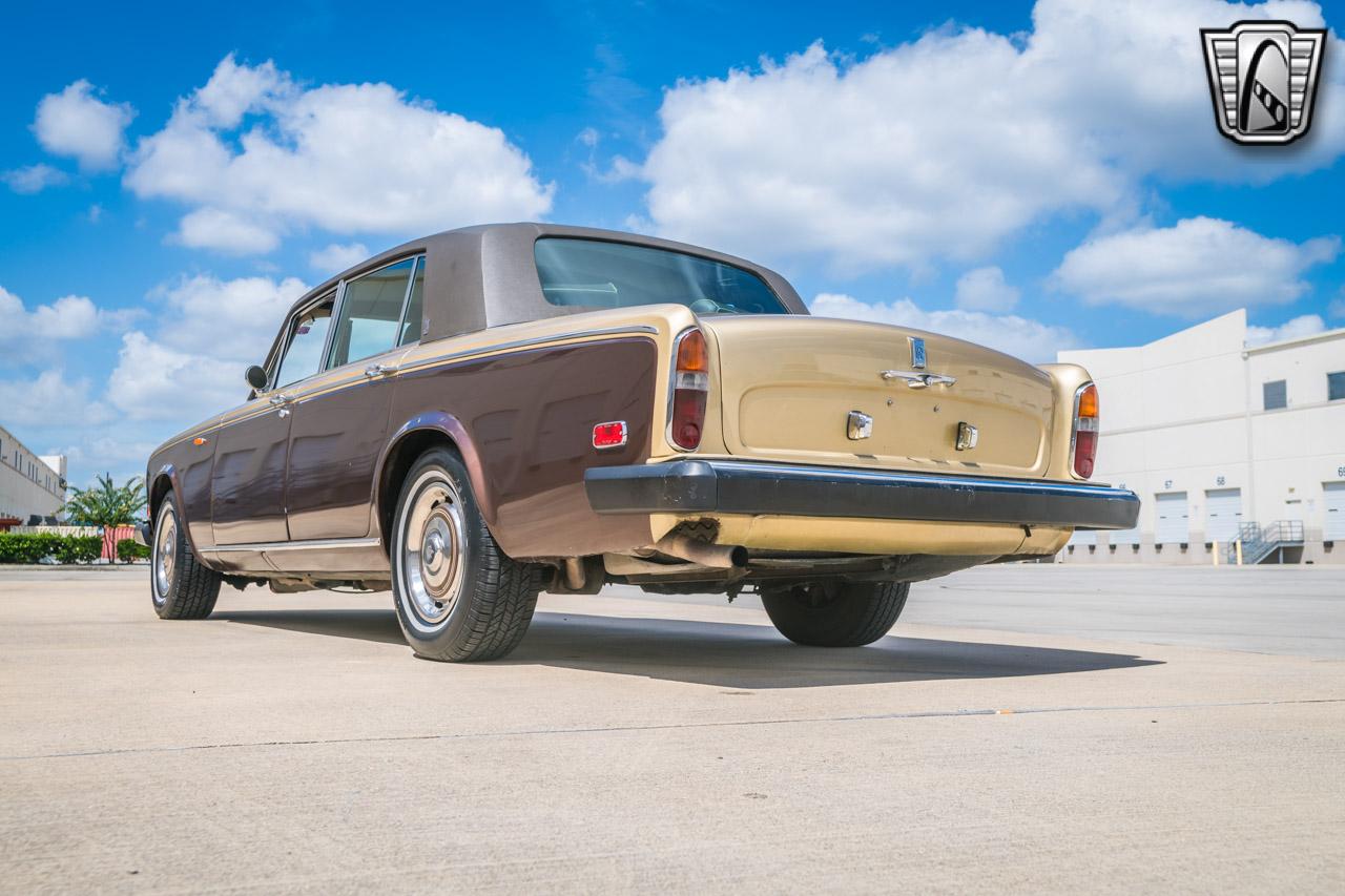 1975 Rolls Royce Silver Shadow 42