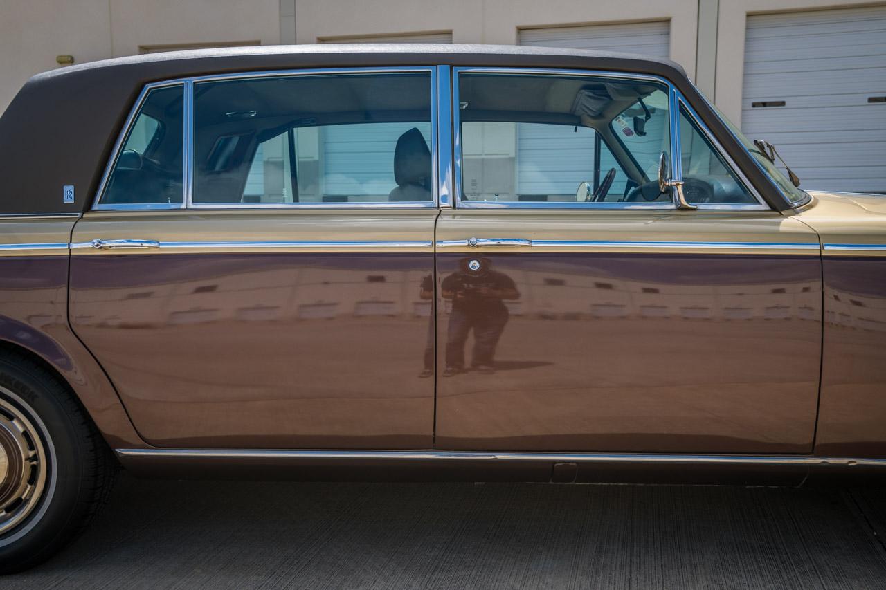 1975 Rolls Royce Silver Shadow 43