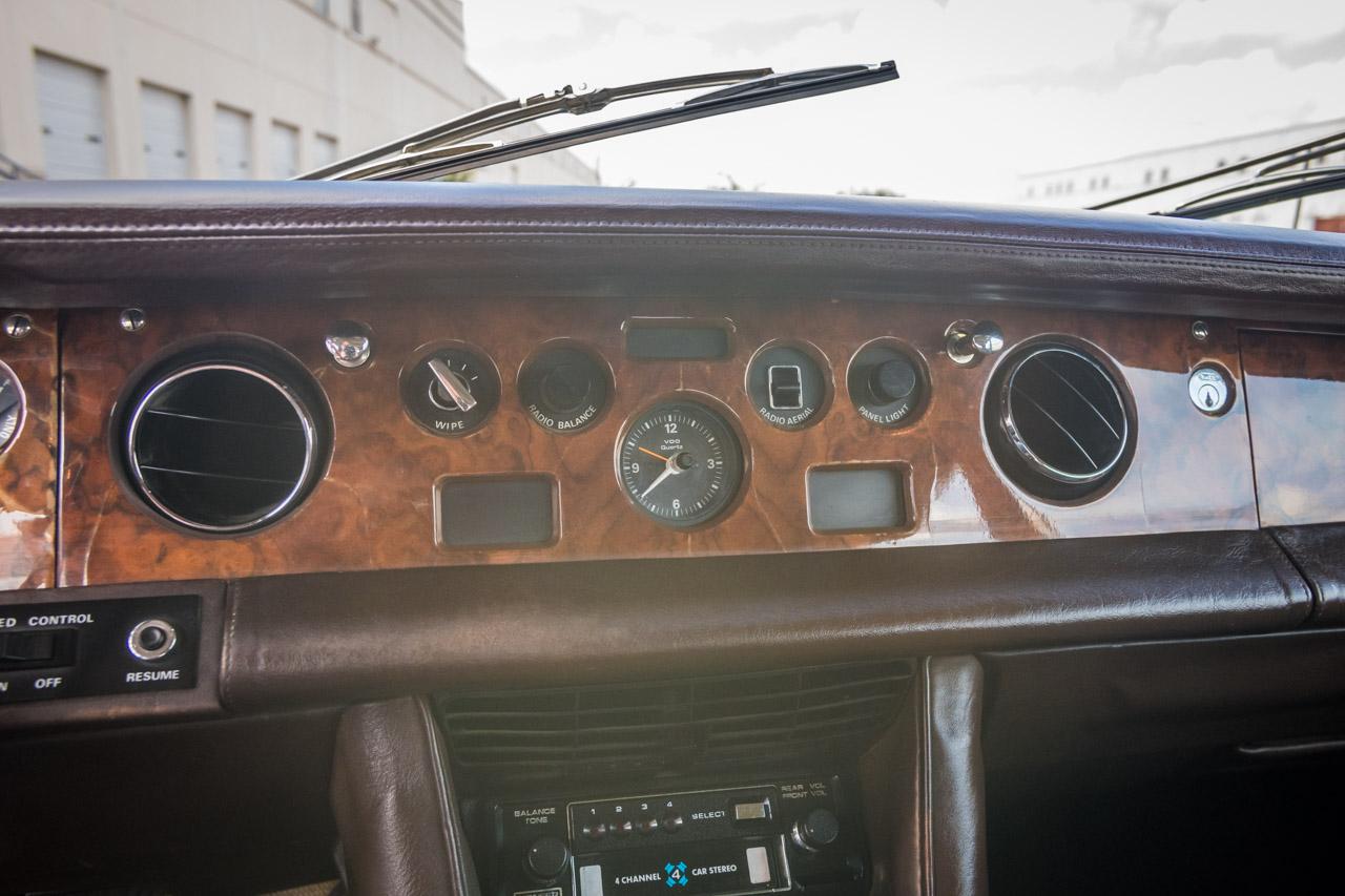 1975 Rolls Royce Silver Shadow 44